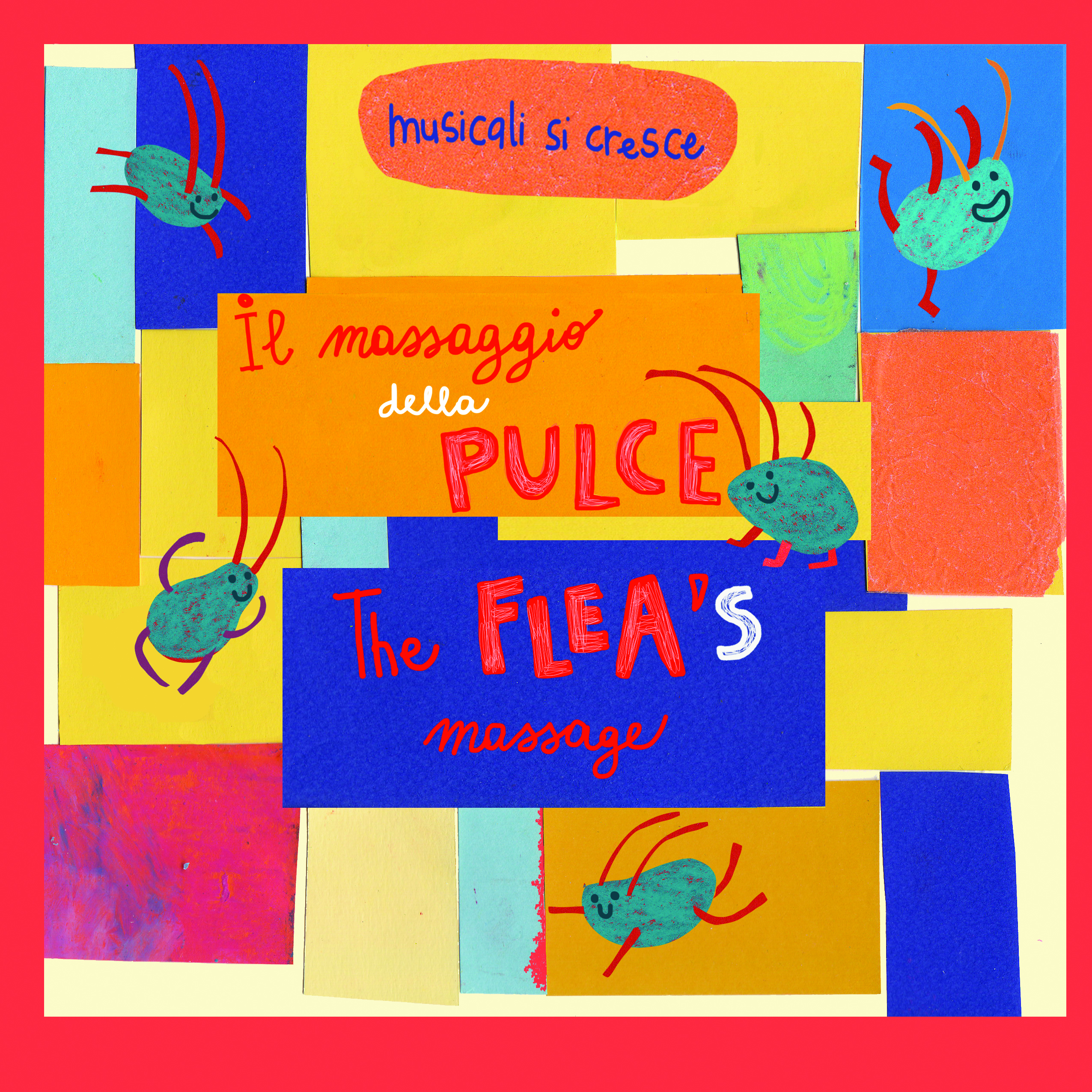 The Flea's massage-Cover